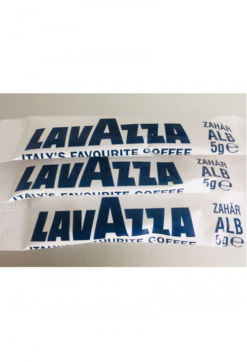 Zahăr Lavazza 100 Pliculețe